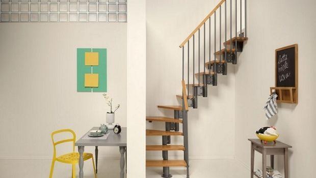 Mini scale per spazi ridotti - Scale per appartamenti ...