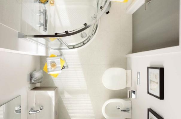 bagno connect space di ideal standard