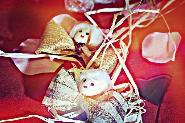 Decorazioni In Legno Per Bambini : Decorazioni natalizie per bambini