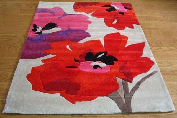 Tappeto floreale di Benuta.it