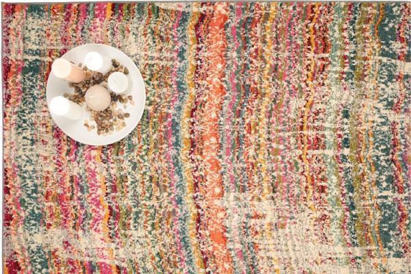 Tappeto Liguria multicolor collezione Vinta di Benuta