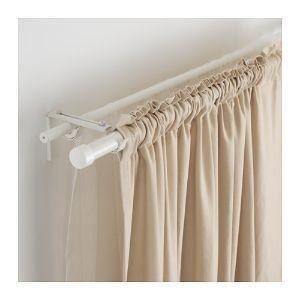 Bastone doppio per tende
