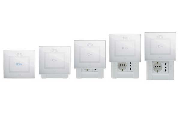 Placche a scorrimento per la sicurezza in casa for Placche prese elettriche