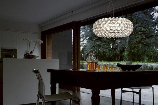 Lampadari a sospensione per la casa - Punti luce in casa ...