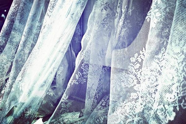 Tessuto a metraggio Gulldis di Ikea. Foto di Fabio Bartone