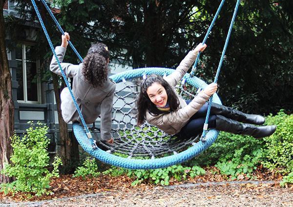 Idee per il giardino. Parco di divertimento a Sankt Gallen