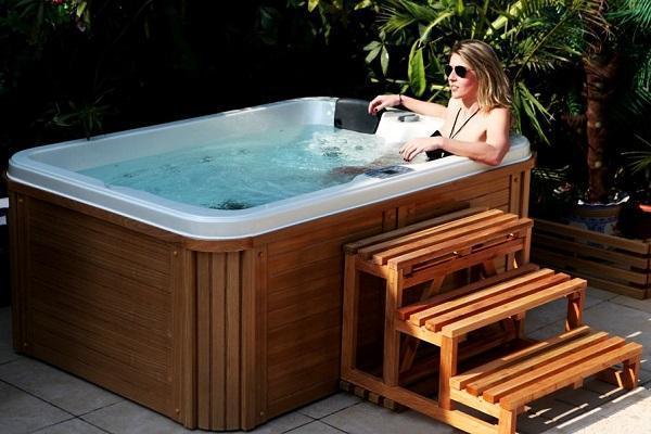Minipiscina Saturnia di Relax a Casa