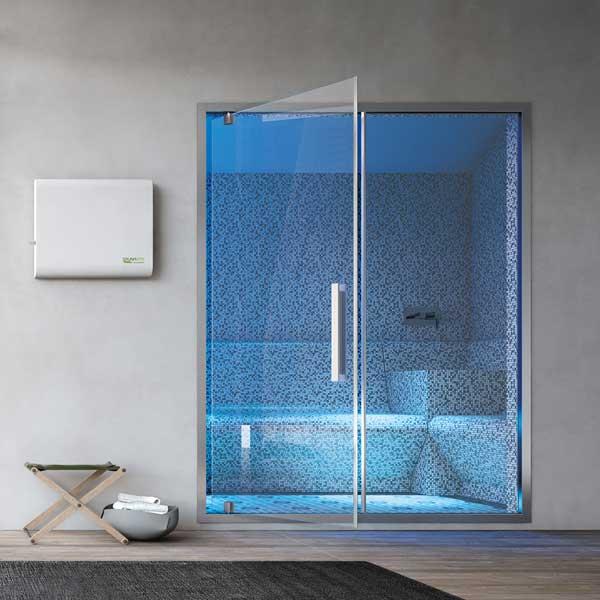 Spa domestica per la cura del corpo - Differenza sauna e bagno turco ...