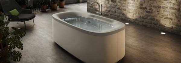 Vasca idromassaggio Jacuzzi, modello Muse