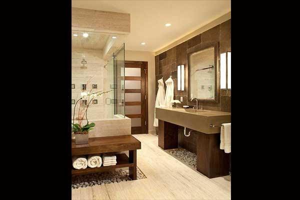 Una Spa in casa, su homedit.com