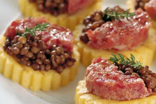 Tartine di polenta di Salepepe