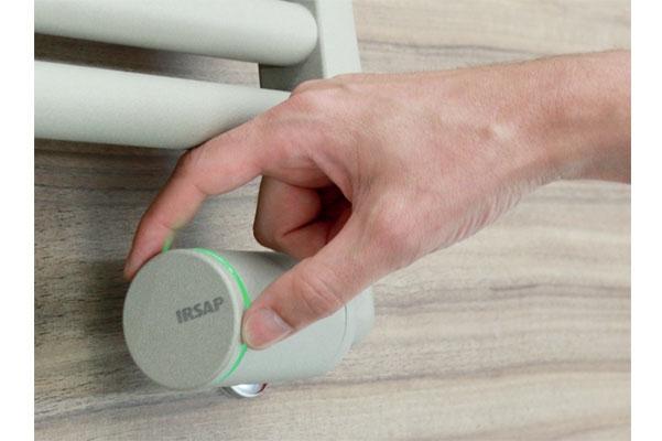 Dispositivo per termosifoni Now di Irsap