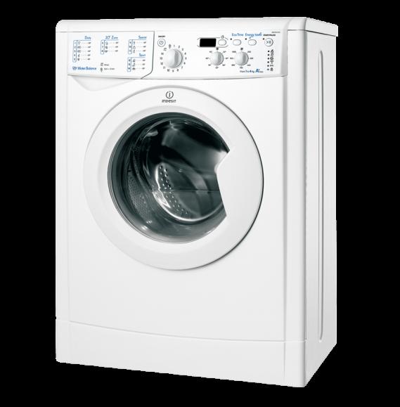 Lavatrice Eco Time IWUD 41051 C ECO EU di Indesit