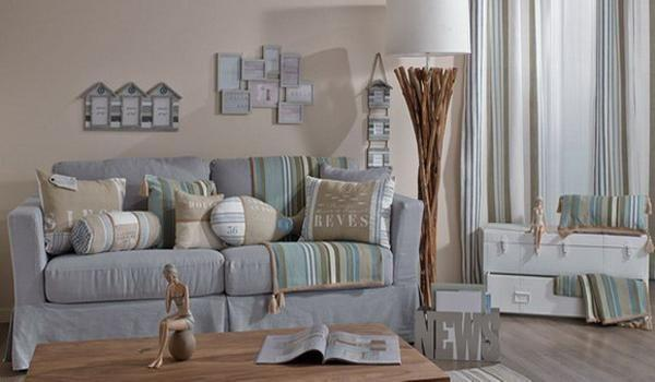 Cuscini per divani un tocco decorativo in casa - Divano materasso maison du monde ...
