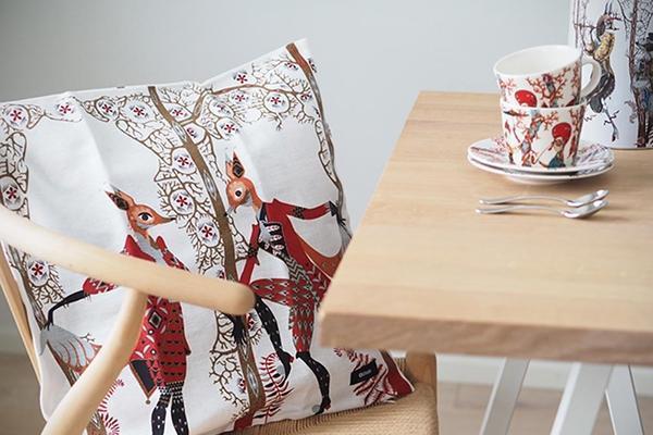 Cuscino per divano e sedie Iittala