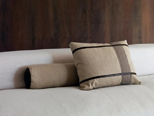 Cuscino per divano intrecci Desiree