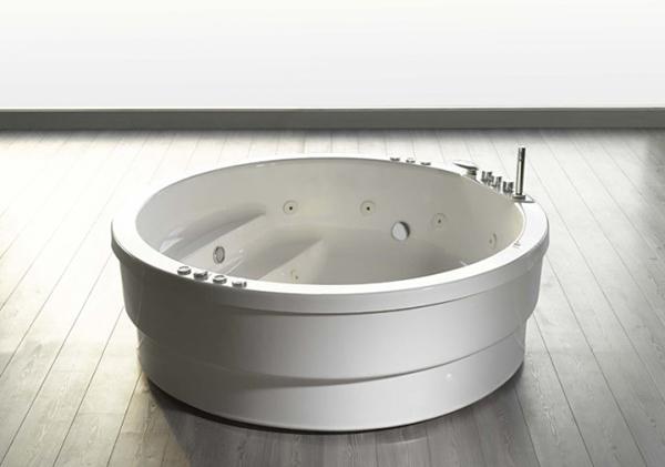 Vasca idromassaggio circolare - Busco vasche da bagno ...