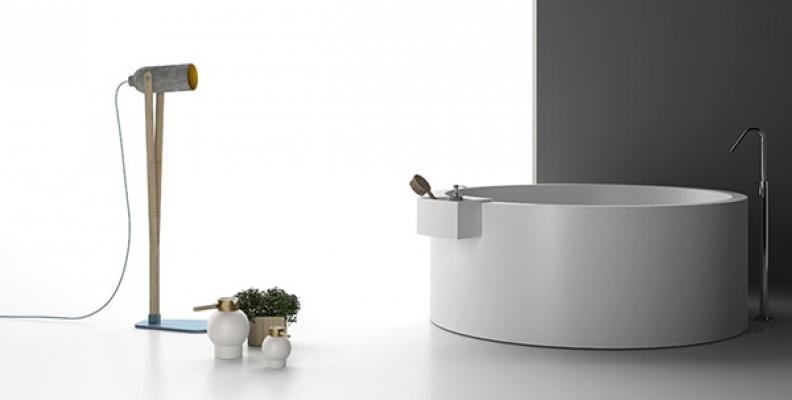 Vasca idromassaggio circolare - Vasca da bagno circolare ...