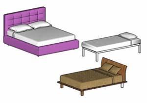 I diversi tipi di letto