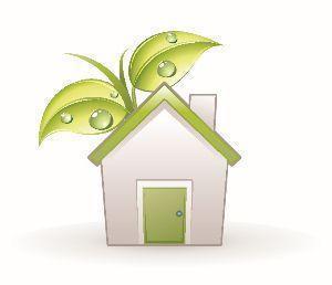 Casa priva di composti organici volatili