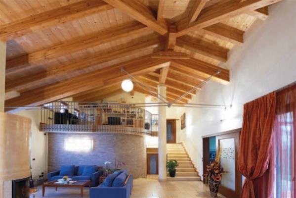 Casa Buosi: realizzazione Solas Vernici