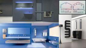 Scegliere il sistema giusto per il riscaldamento del bagno