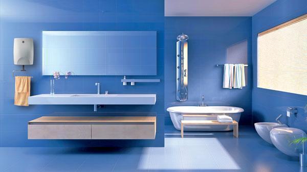 Immagine di scalda salviette per bagno di Vortice