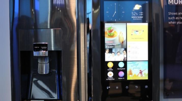 Monitor frigorifero Samsung Family Hub