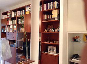 La libreria preesistente.