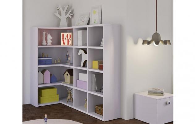 Progettazione libreria con componenti di serie