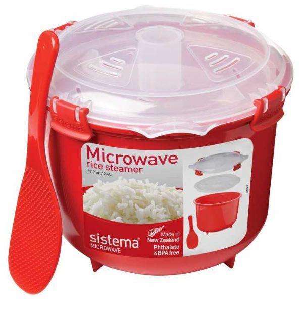 Cuociriso di Sistema per forno a microonde