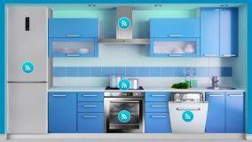 Frigoriferi wi-fi per una cucina smart