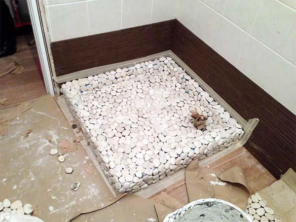 Diy bathroom renovation - Bagno di vapore lezaeta fai da te ...