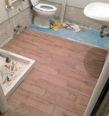 In che modo ristrutturare un bagno con piccoli lavori fai da te