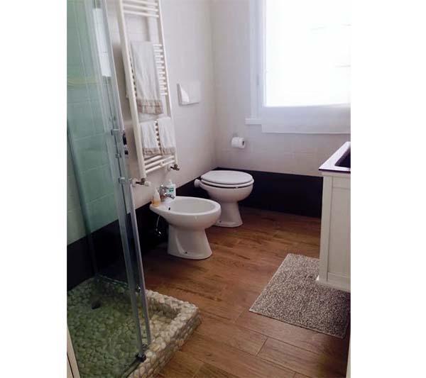 Restyling del bagno: progetto ultimato