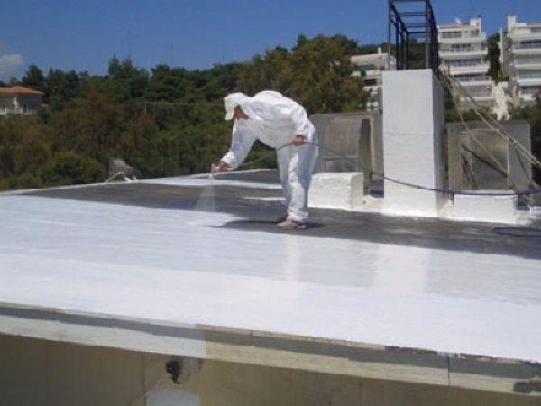Impermeabilizzare con il poliuretano a spruzzo di Intpoliuretani
