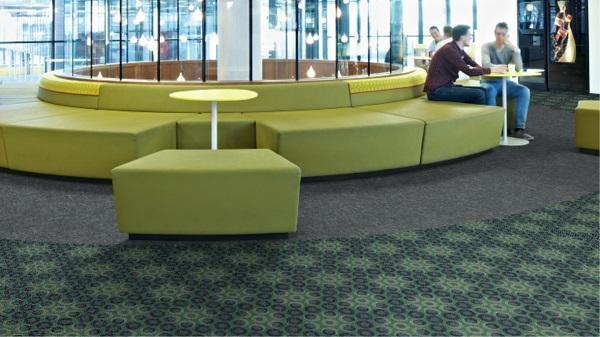 Pavimento personalizzato di Forbo - Flooring Systems