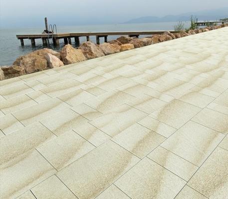Pavimento personalizzato sabbia di Ferrari BK