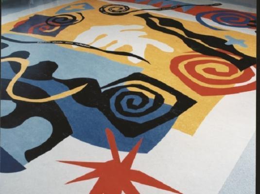 Pavimento personalizzato arte di  Forbo - Flooring Systems