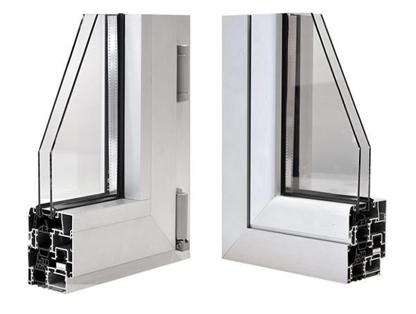Come scegliere i serramenti: il modello Thermic 700 in alluminio con taglio termico della Sallustio
