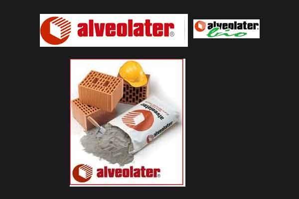 Blocchi di termolaterizio Alveolater