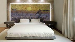 Rivestire le pareti con un mosaico personalizzato