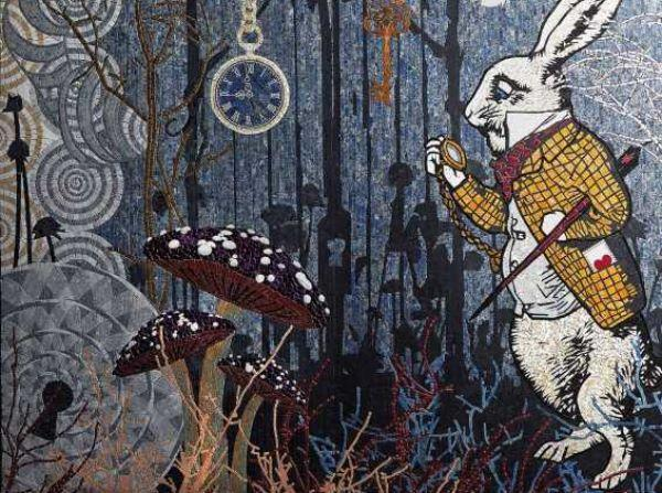 Mosaico Wonderland di Lithos Mosaico Italia