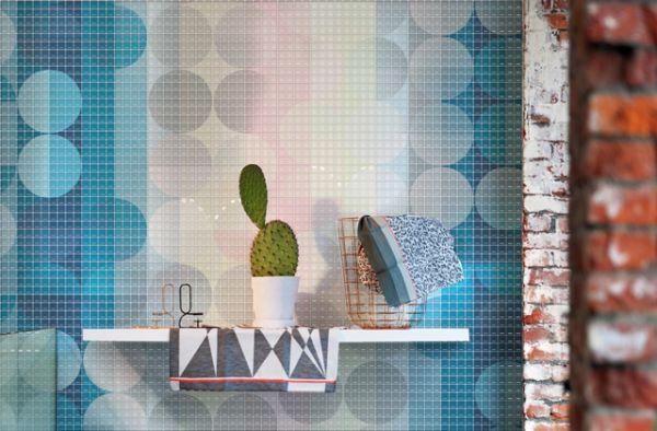 Mosaico d'autore Claire Gaudion di Gemanco Design