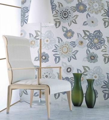 Lithos Mosaico Italia Modello Flowers