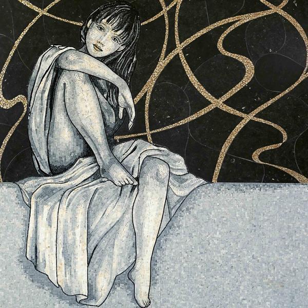 Lithos Mosaico Italia Modello Les Demoiselle