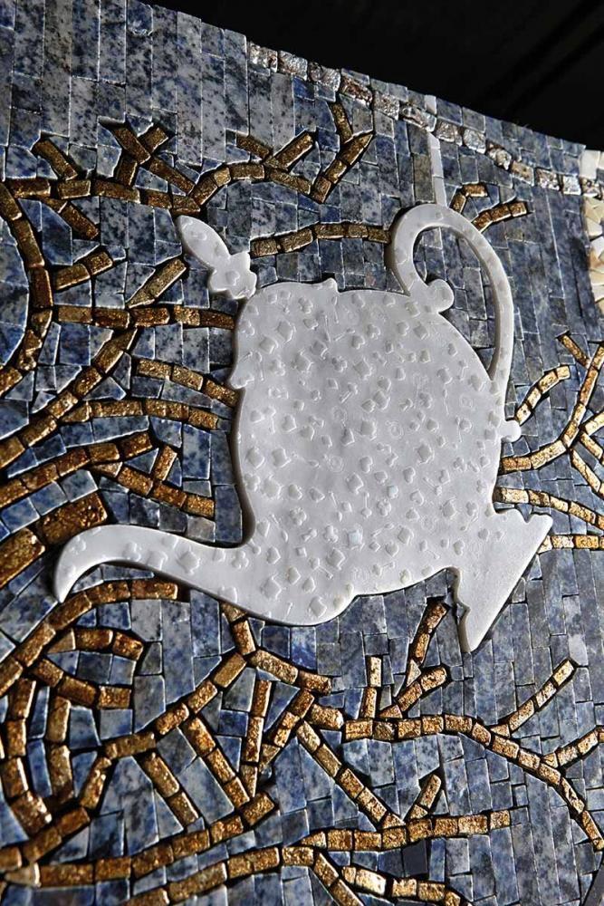 Lithos Mosaico Italia Wonderland dettagli