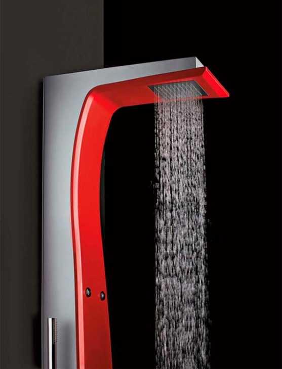 Colonna doccia multifunzione di Stilbagno