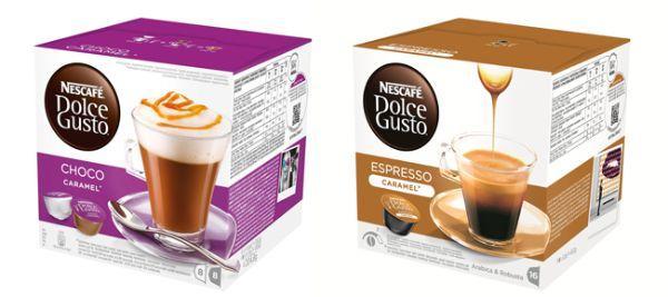 Bevande al cioccolato Nescafé Dolce Gusto