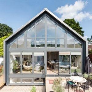 Casa anfibia di Studio BACA